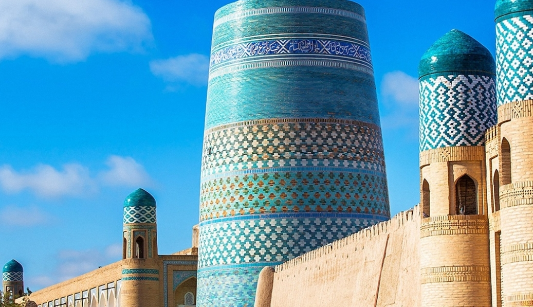 KHIVA. A JOURNEY FROM KHOREZM TO TASHKENT