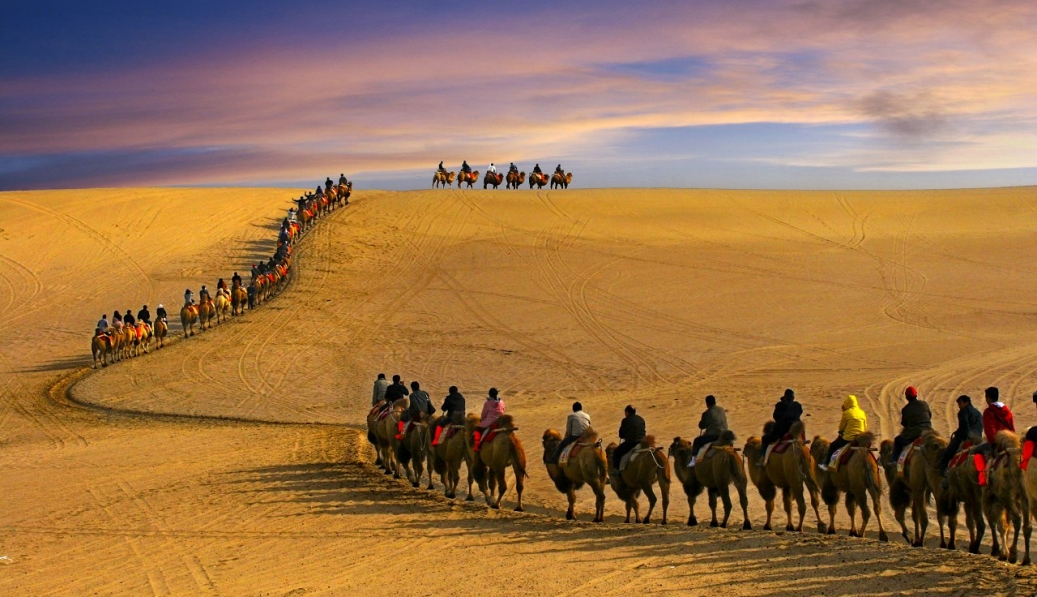 GREAT SILK ROAD