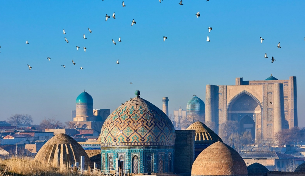 Город Маргилан – оазис Ферганской Долины  Dolores Travel Services Uzbekistan