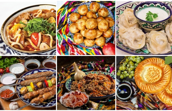 TOP 30: UZBEK CUISINE. WHAT TO TRY IN UZBEKISTAN?