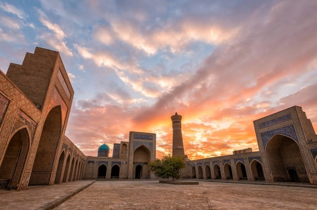 BUKHARA CITY – TOURS FROM DOLORES TRAVEL | BUKHARA HISTORY