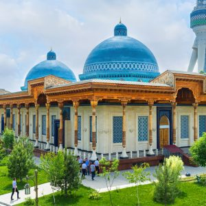 7-DAY UZBEKISTAN TOUR: IN THE FOOTSTEPS OF TAMERLAN DAY 1: DUBAI – TASHKENT