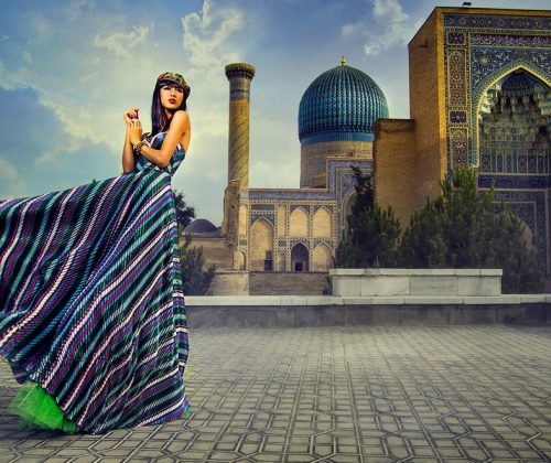 Tour: Uzbekistan- The Country of the Blue Domes (8 Days)