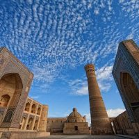 7 DAY TOUR OF UZBEKISTAN: TASHKENT, SAMARKAND, BUKHARA AND MOUNTAINS!