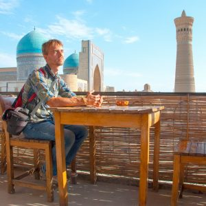 Tour: Uzbekistan- The Country of the Blue Domes (8 Days) Day 5-Saturday. BUKHARA