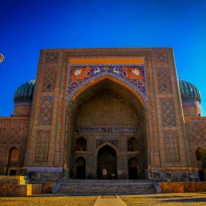 GUARANTEE DEPARTURES DATES Pearls of Uzbekistan 2019 6 DAYS! DAY 4 Monday SAMARKAND TASHKENT